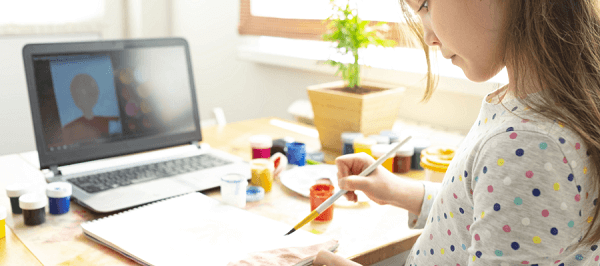 Online Arts and Crafts